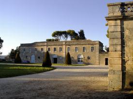 Chateau De Montfrin Huile